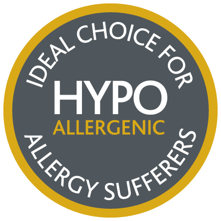 Ideal Choice for Hypo-Allergenic Allergy Sufferers