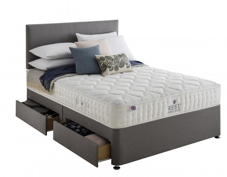 Silentnight Bliss 4 Drawer Bed