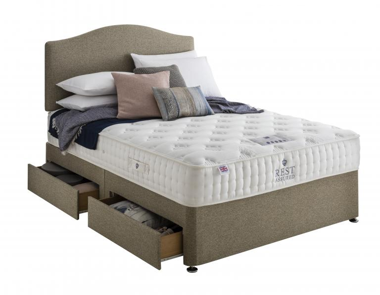 Silentnight Elysium Bed
