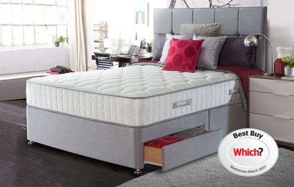 Sealy Napoli Bed